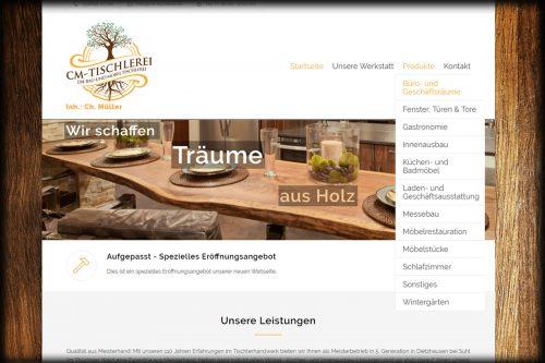 CM-Tischlerei.de