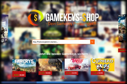 Gamekeys-Shop.de